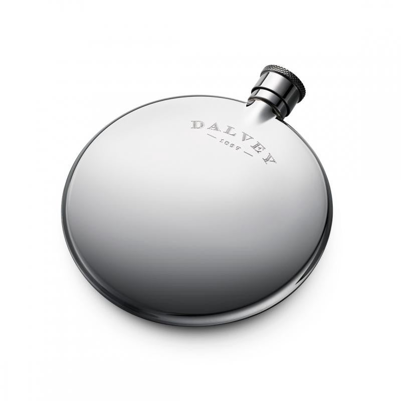 Dalvey - Stainless Steel Compact Flask