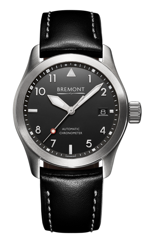 Bremont - SOLO-37/BK-SI Watch