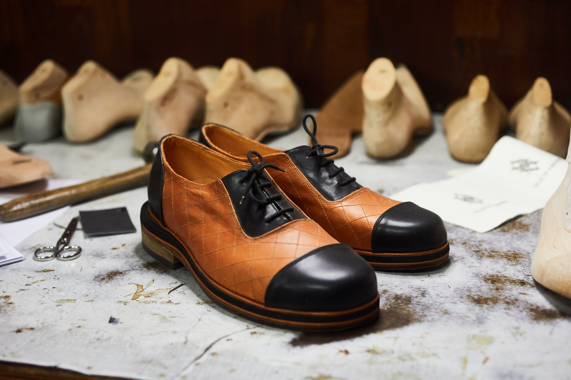 CLASSICAL MEN'S RICHELIEU ⎟MADE FOR S.D.