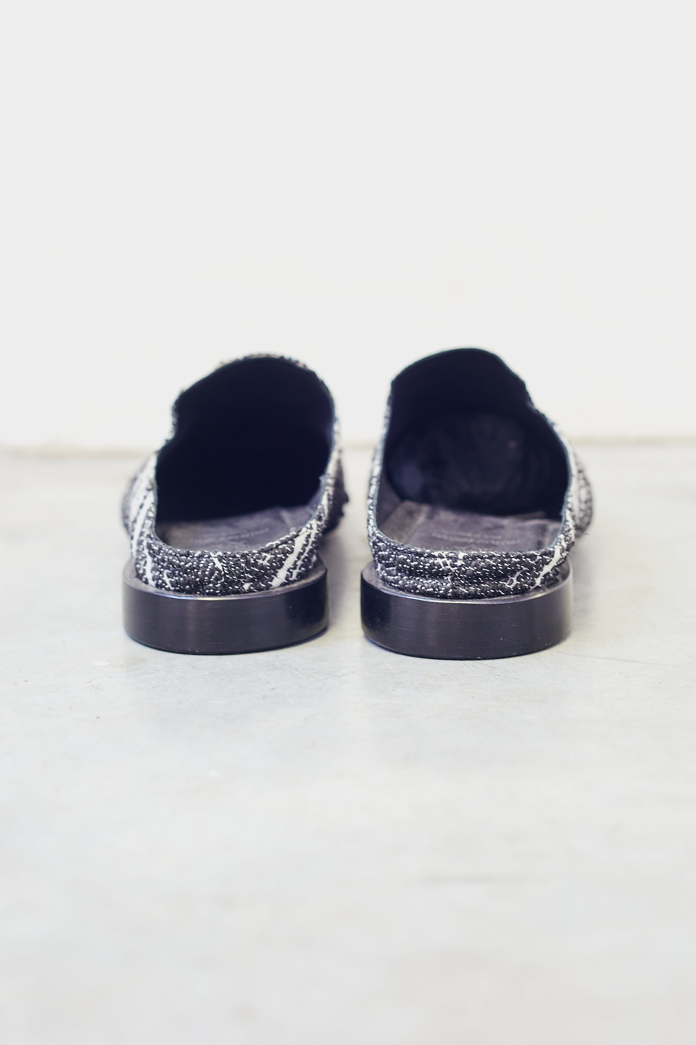 RICHARD'S SLIPPER ⎟BYE GOOD X GOOD BYE ⎟MEN