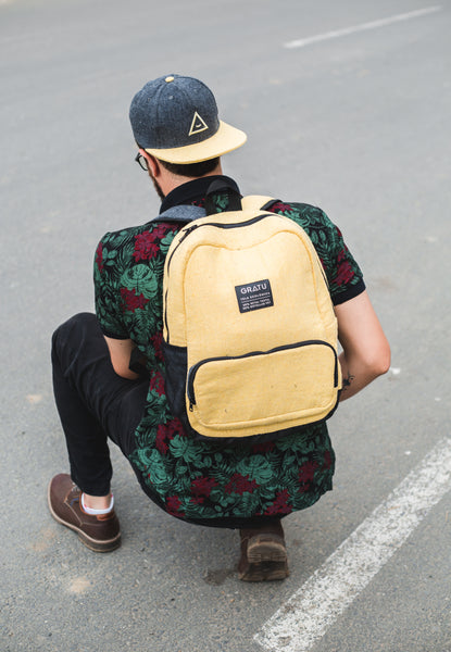 Morral ECO Amarillo