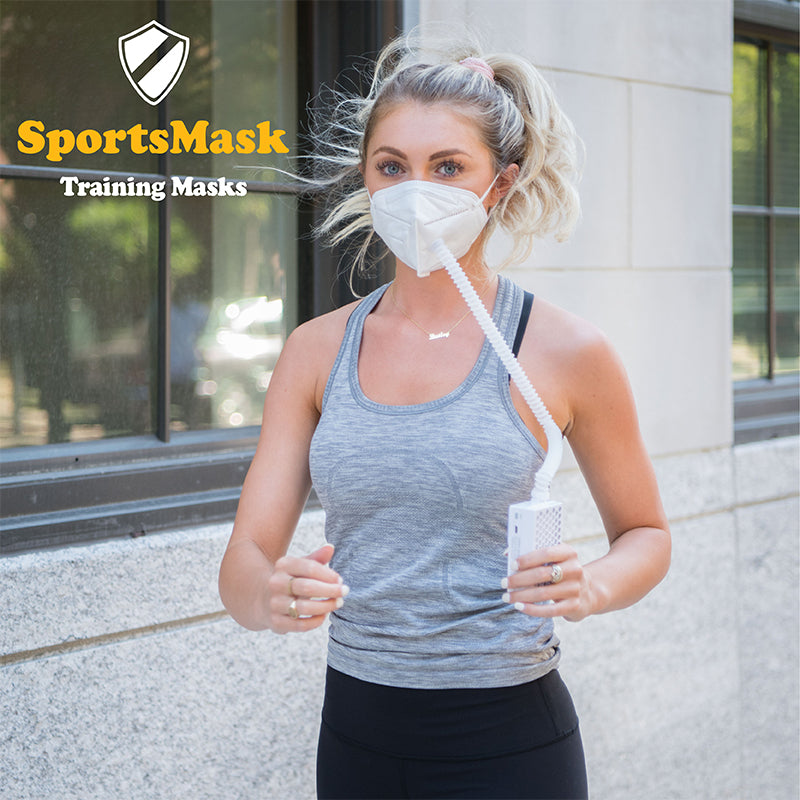 SportsMask, Airflow Oxygen Ventilation Training Masks - lyfy.co