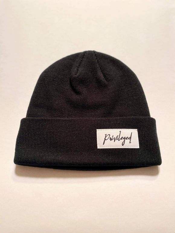 Privileged toque