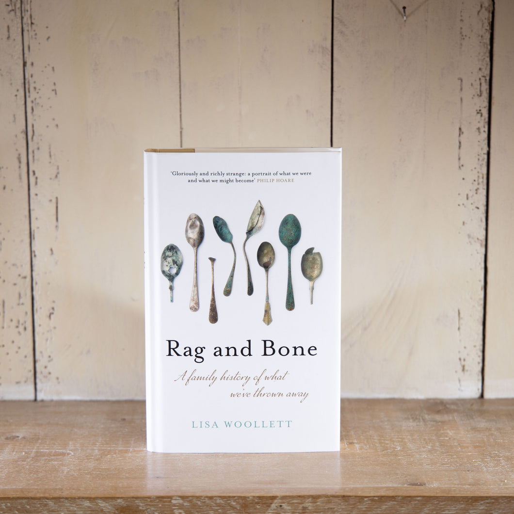Rag and Bone by Lisa Woollett