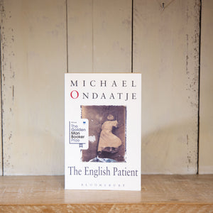 The English Patient by Michael Ondaatje