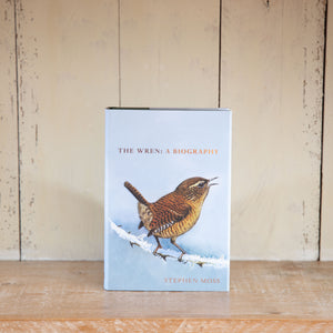 The Wren: A Biography by Stephen Moss