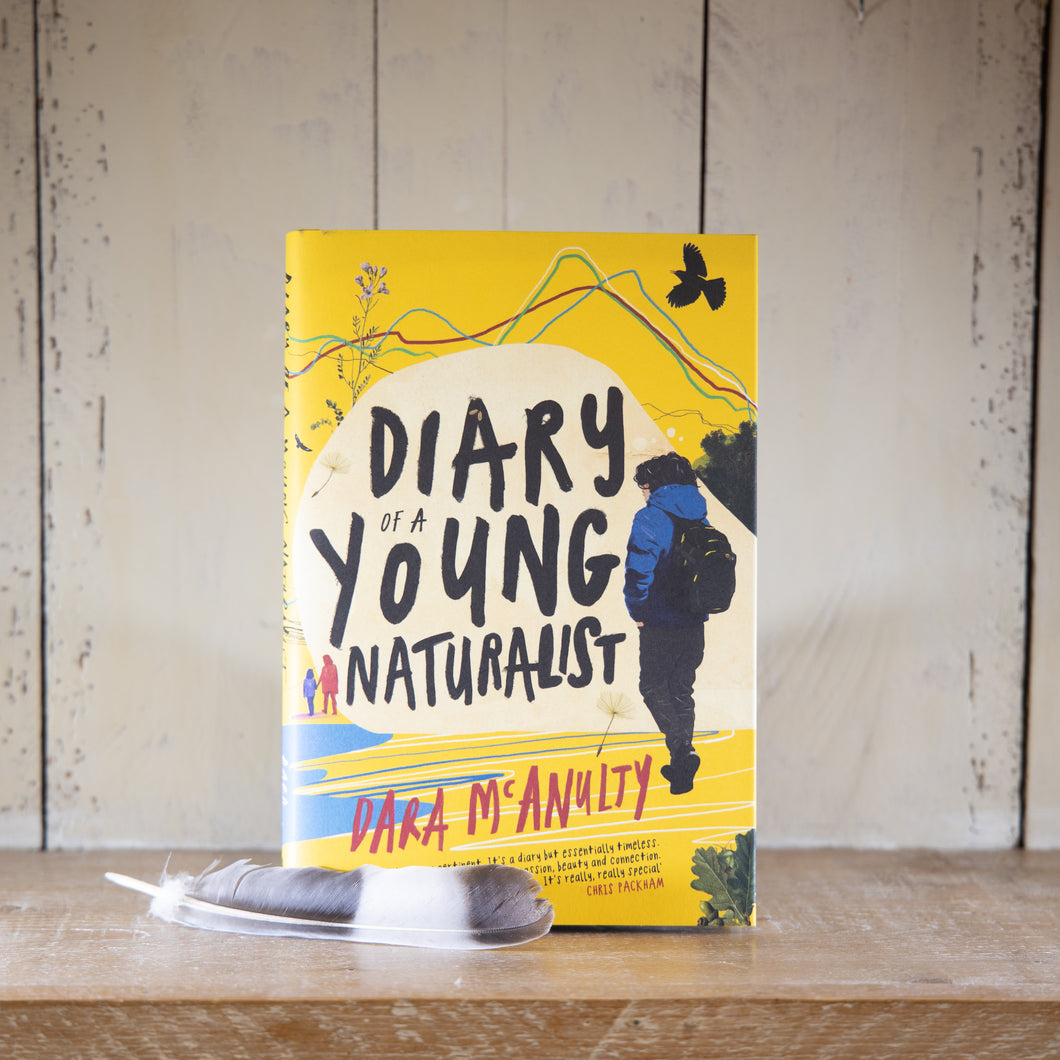 Diary of a Young Naturalist by Dara McAnulty