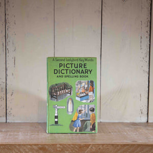 Picture Dictionary and Spelling Book - A Second Ladybird Key Words