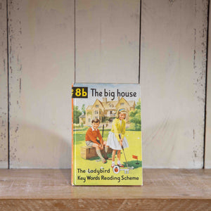 The Big House - The Ladybird Key Words Reading Scheme
