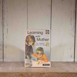 Learning with Mother - The Ladybird Under Five Series