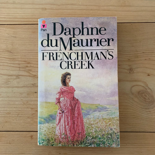 Pan vintage edition of Frenchman's Creek by Daphne du Maurier