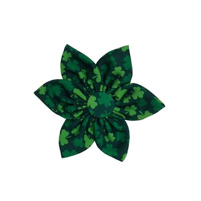 Lucky Shamrock Flower
