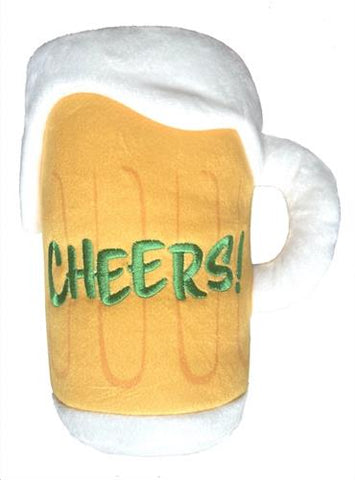 Cheers Mug Dog Toy
