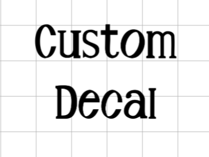 Custom Decal Add-On