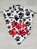 Talk to the Paw Decal Add-On