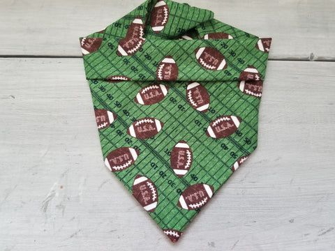 First Down Bandana