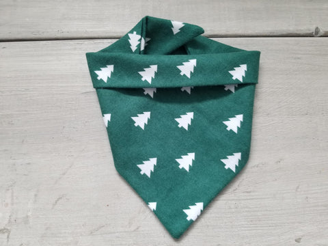 Christmas Tree Bandana
