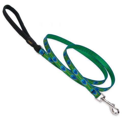 Lupine Tail Feathers Leash
