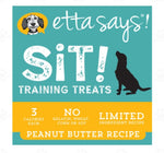 Etta Says Sit Training Treats - Peanut Butter Recipe