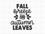 Fall Breeze Decal Add-On