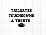 Tailgates & Treats Decal Add-On