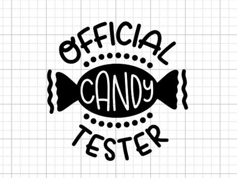 Candy Tester Decal Add-On