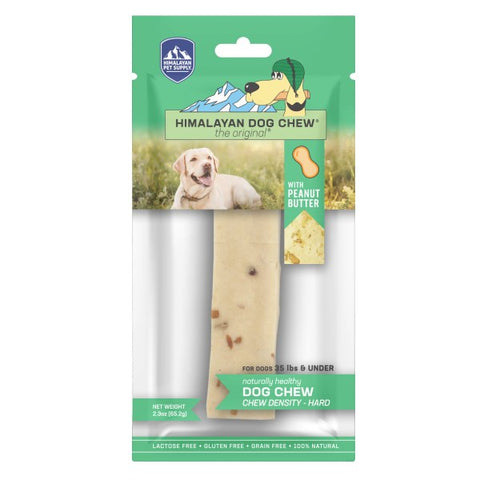 Himalayan Dog Chew Peanut Butter