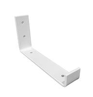 Color Hook Shelf Brackets (Multiple Sizes Available)