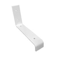 Color Lip Shelf Brackets (Multiple Sizes Available)