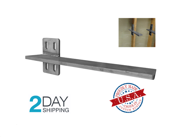 Wall Stud Mount Countertop Bracket