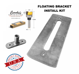 Floating Shelf Bracket Install Kit