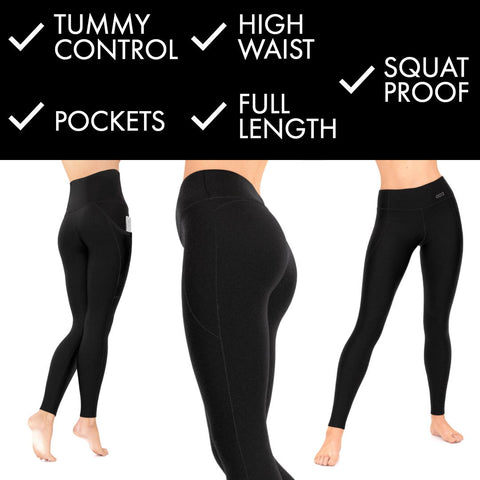 Why Wear Compression Leggings? | Benefits of Compression Yoga Pants