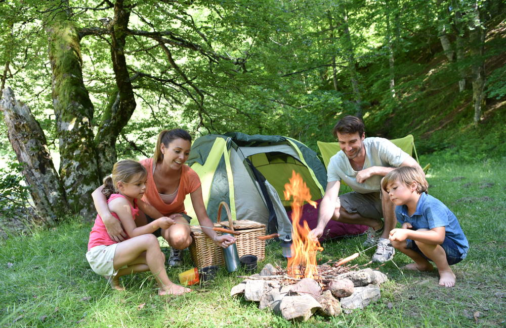 Family Camping Checklist | What to Bring Camping for Beginners