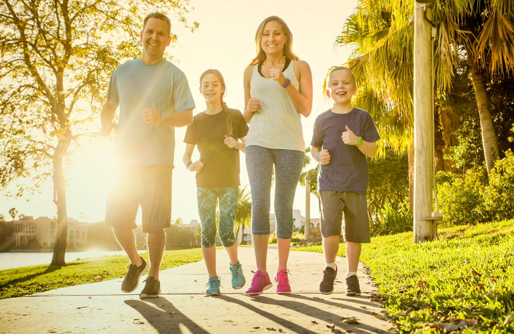 How to Get Your Family More Active | 5 Family Activities They'll Love