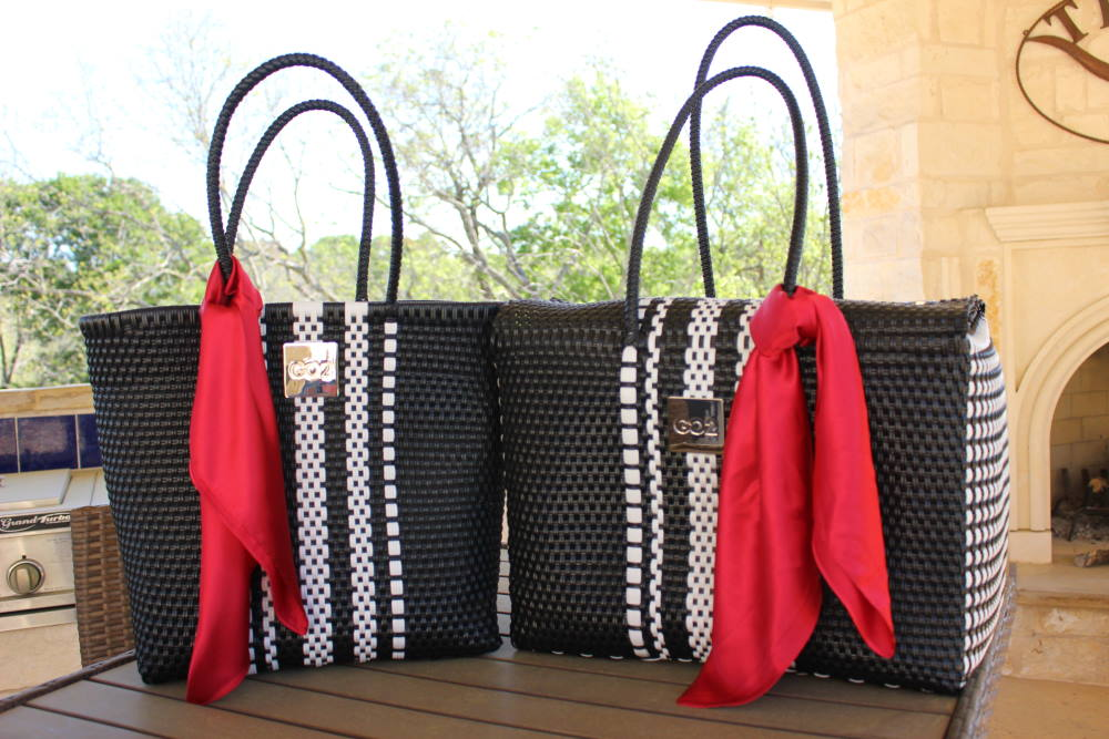 Go2 Recycled Tote Bags