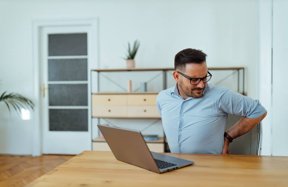 How to Prevent Back Pain While Working at Home | Home Workspace Tips
