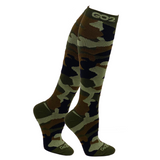 Holiday Compression Socks Unisex | Camo