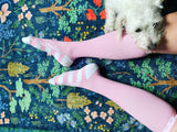 Compression Socks Unisex | High Compression | Light Pink