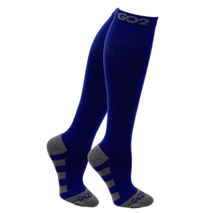 Compression Socks Unisex | High Compression | Navy Blue