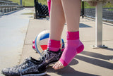 Plantar Fasciitis Ankle Sleeve Unisex | High Compression | Pink