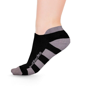 GO2 Compression Ankle/Running Socks | Medium Compression Level | Increase Circulation, Improve Performance, Faster Recovery, Reduce Soreness