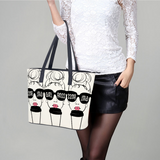Customizable Leather Lady's Handbag