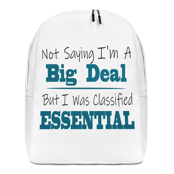 Big Deal Essential Backpack