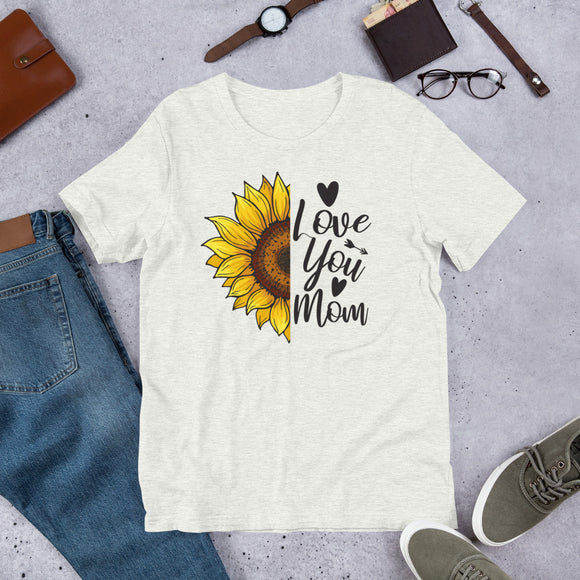 Love Mom T-Shirt