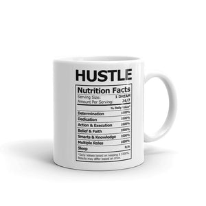 HUSTLE FACTS MUG