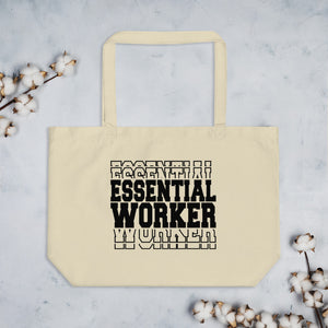 ESSENTIAL WORKER TOTE