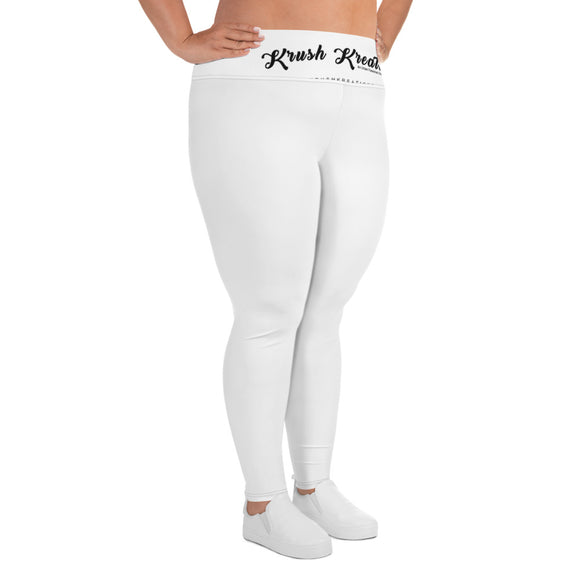 KK Signature Plus Size Leggings