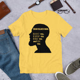 Dear Black Man T-Shirt