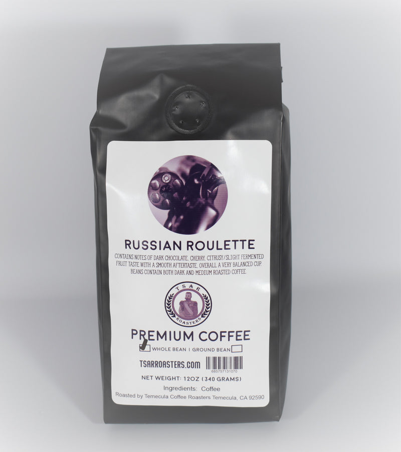 Russian Roulette Blend