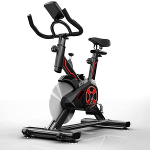 Silent Indoor Fitness Spinning Bike Maximum load 150 KG